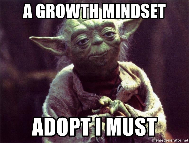 yoda growth mindset